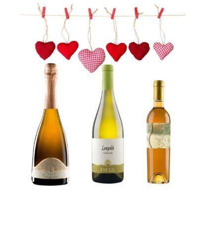 3 vini per San Valentino